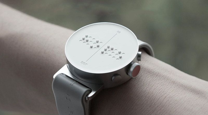 Braille okosóra